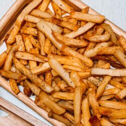 ARE FRENCH FRIES FRENCH?